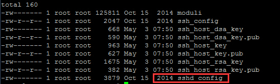 《修改Linux SSH登录端口号,操作流程》