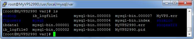 《解决硬盘爆满,处理恐怖MySql-bin.0000X日志文件》